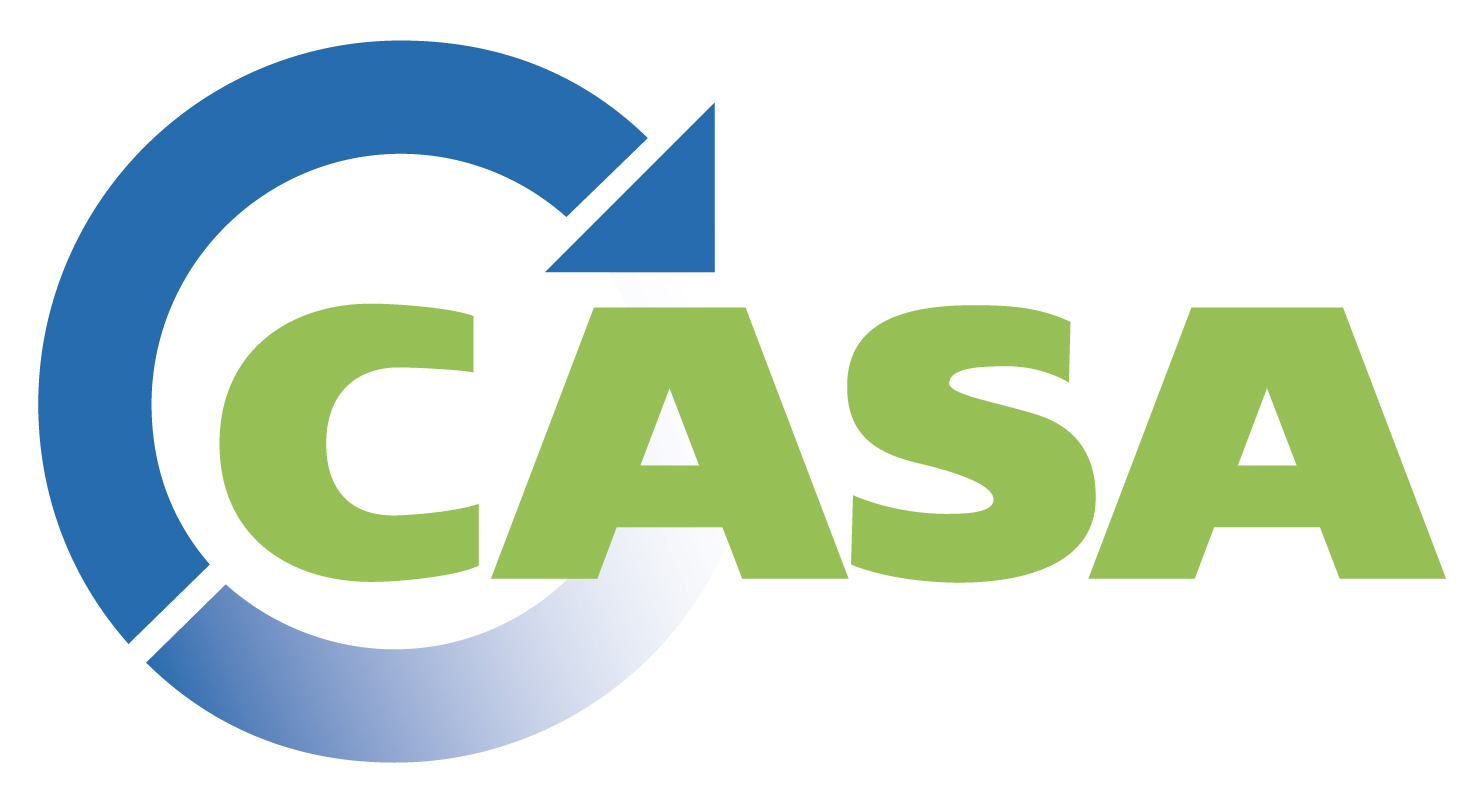 Awards and recognition union sanitary district for Casa logo