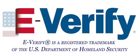 E-Verify Is a Registered Trademark of the U.S. Department of Homeland Security